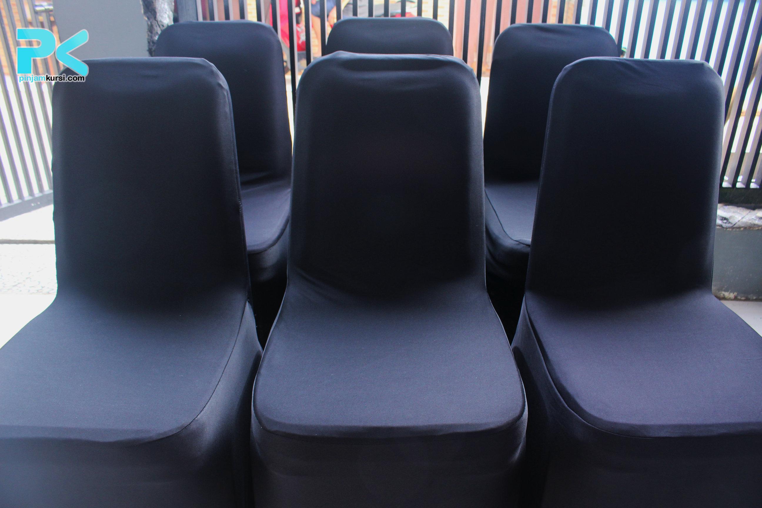 sewa kursi futura cover hitam