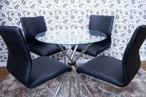 sewa kursi-dealing-set-hitam