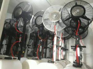 sewa misty fan