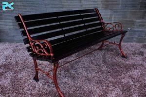 sewa kursi taman besi
