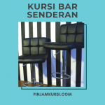 Kursi Bar Senderan