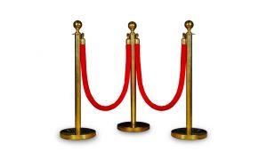 sewa standing rope gold