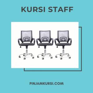 Kursi Staff