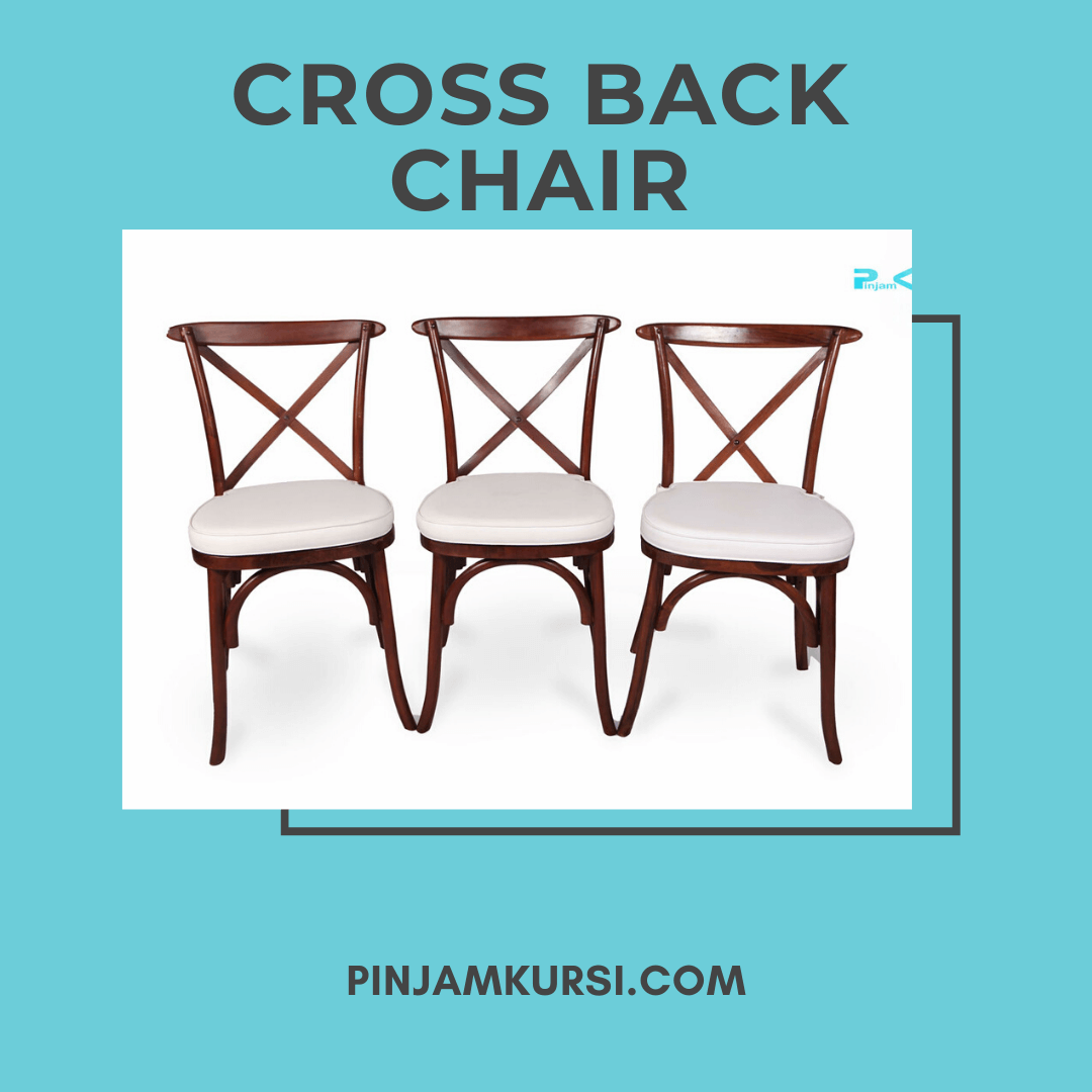 sewa cross back chair