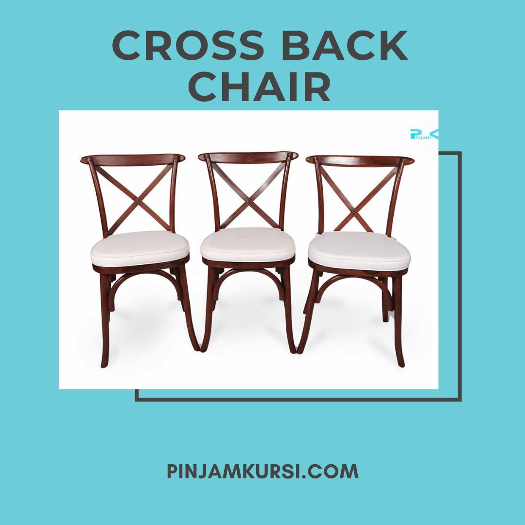 sewa cross back chair