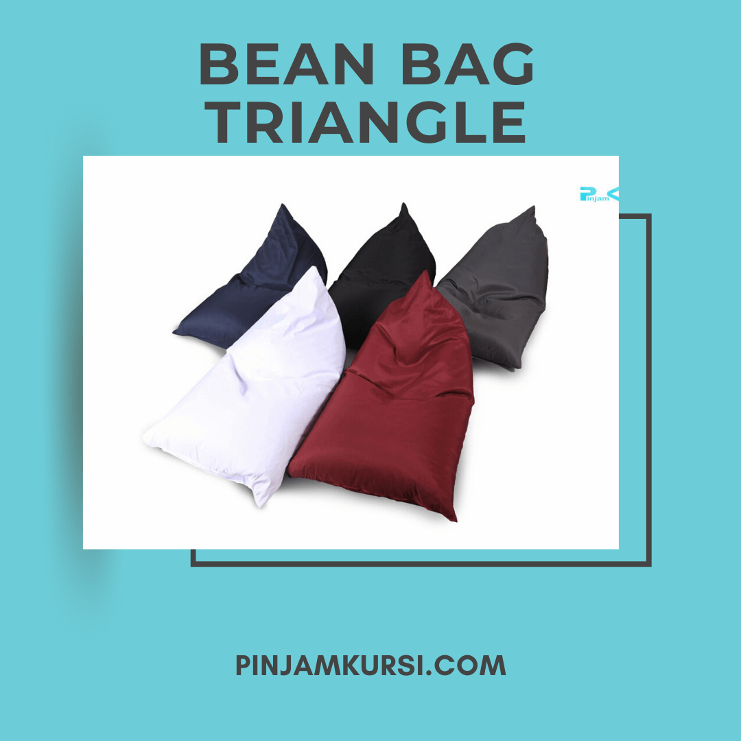 Sewa Bean Bag triangle
