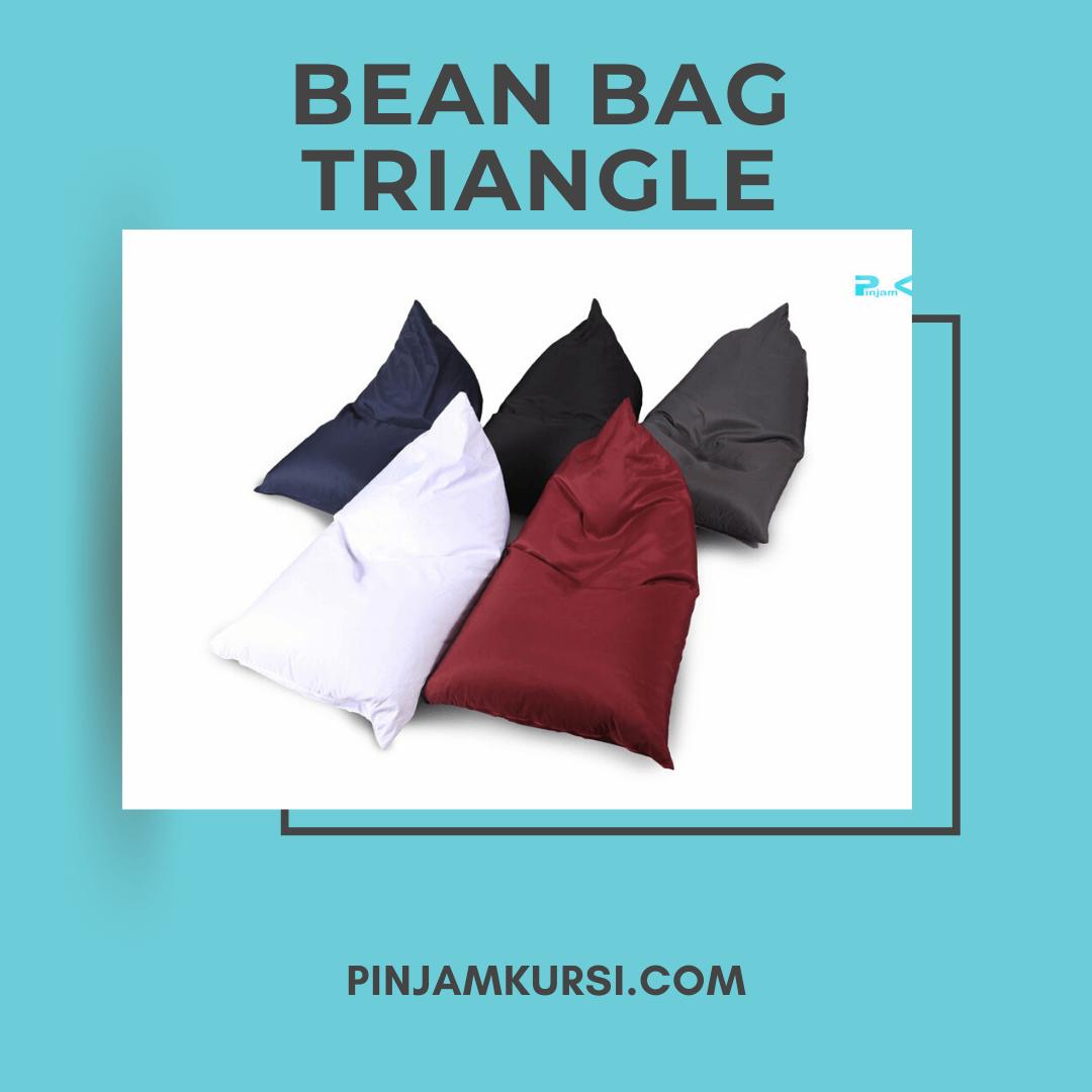 Sewa Bean Bag triangle