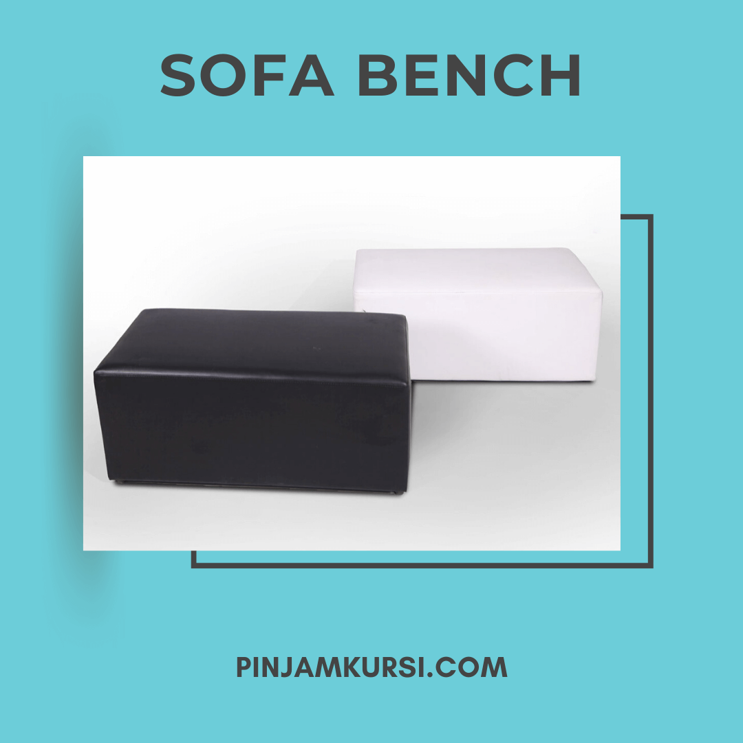sewa sofa puff bench